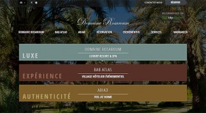 Site e-commerce voyage