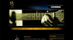 Refonte de site internet tanger