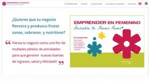 Modelo de negocio : Descubre tu flower power