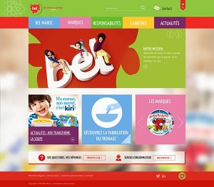 Site web Bel Maroc