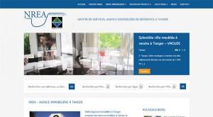 Refonte site internet NREA