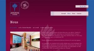 site internet pour dentiste