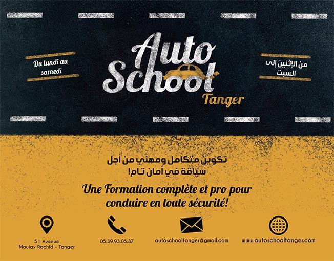 Plaquette autoschool