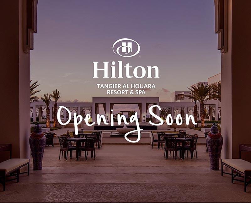 Hilton choisit Com en Scene
