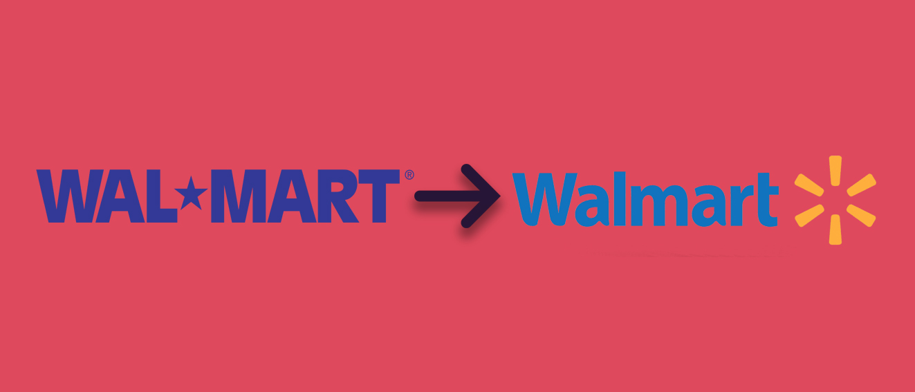 walmart rebranding